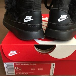 Toddler Nike Venture Winter Boots 6C